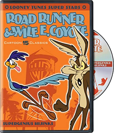 LT Super Stars: Road Runner/Wile E DVD