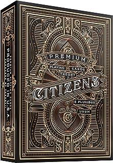 Theory 11 Citizen Koleksiyoner iskambil Oyun Kağıdı Kartları