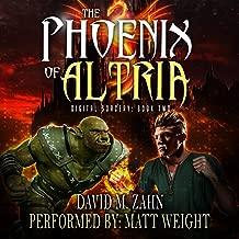 The Phoenix of Altria: A LitRPG Series: Digital Sorcery: Book Two