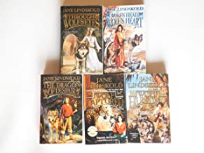 Wolf Hunting, Through Wolf's Eyes, Wolf's Head Wolf's Heart, The Dragon of Despair, Wolf Captured (Firekeeper Series, 1, 2, 3, 4, 5)
