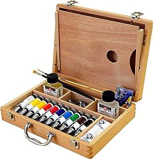 comprar comparacion Talens - Caja Basic óleo Van Gogh