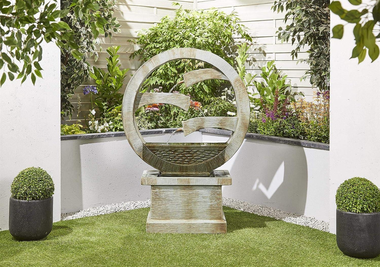 Easy Fountain Kelkay Solar Tranquil Spills Water Feature