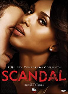 Scandal 5ª Temporada [DVD]