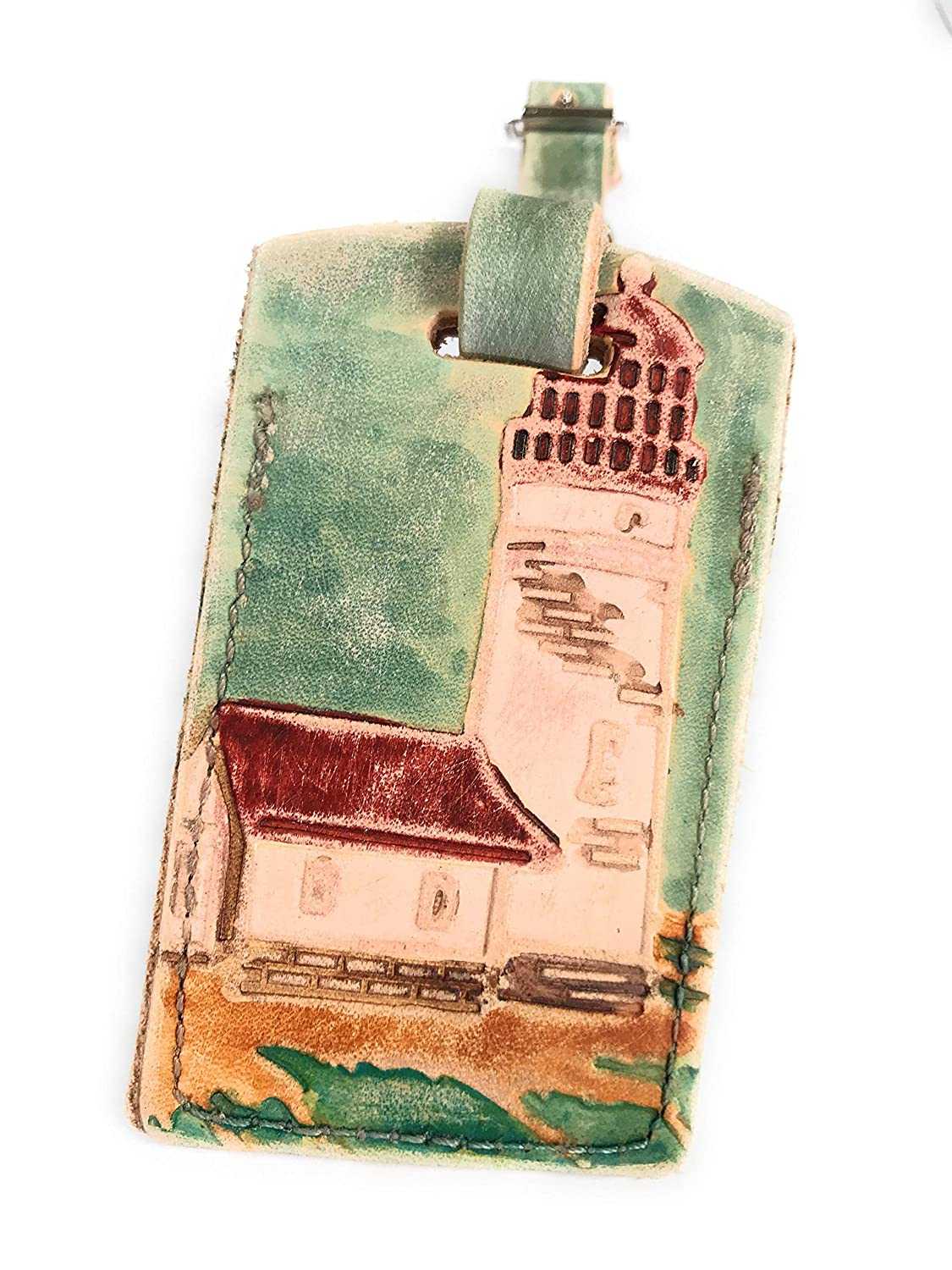 Sea Soldering Life Sale SALE% OFF Lighthouse Luggage Tag Leather