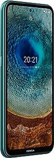 "Nokia X10 5G Smartphone, Dual SIM,6GB RAM, 128GB ROM, 6.67"" Full HD+ screen, 48MP quad camera with ZEISS Optics and AI ima..."