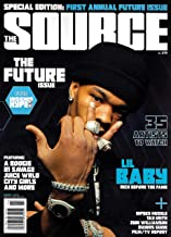 THE SOURCE Magazine (June, 2019) Issue 275, ( Cover varies ) THE FUTURE ISSUE, LIL BABY ,A boogie,  Nipsey Hussle, Tay Keith, Zion Williamson