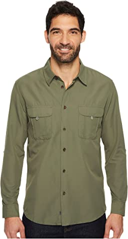 Quiksilver Waterman - Trailblazing Long Sleeve Shirt