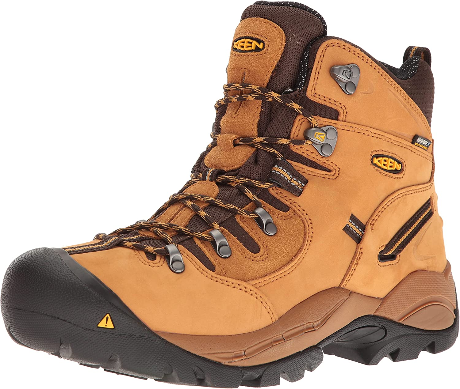 Keen Utility Men's Pittsburgh Industrial and Construction schuhe, Wheat, 8.5 D US