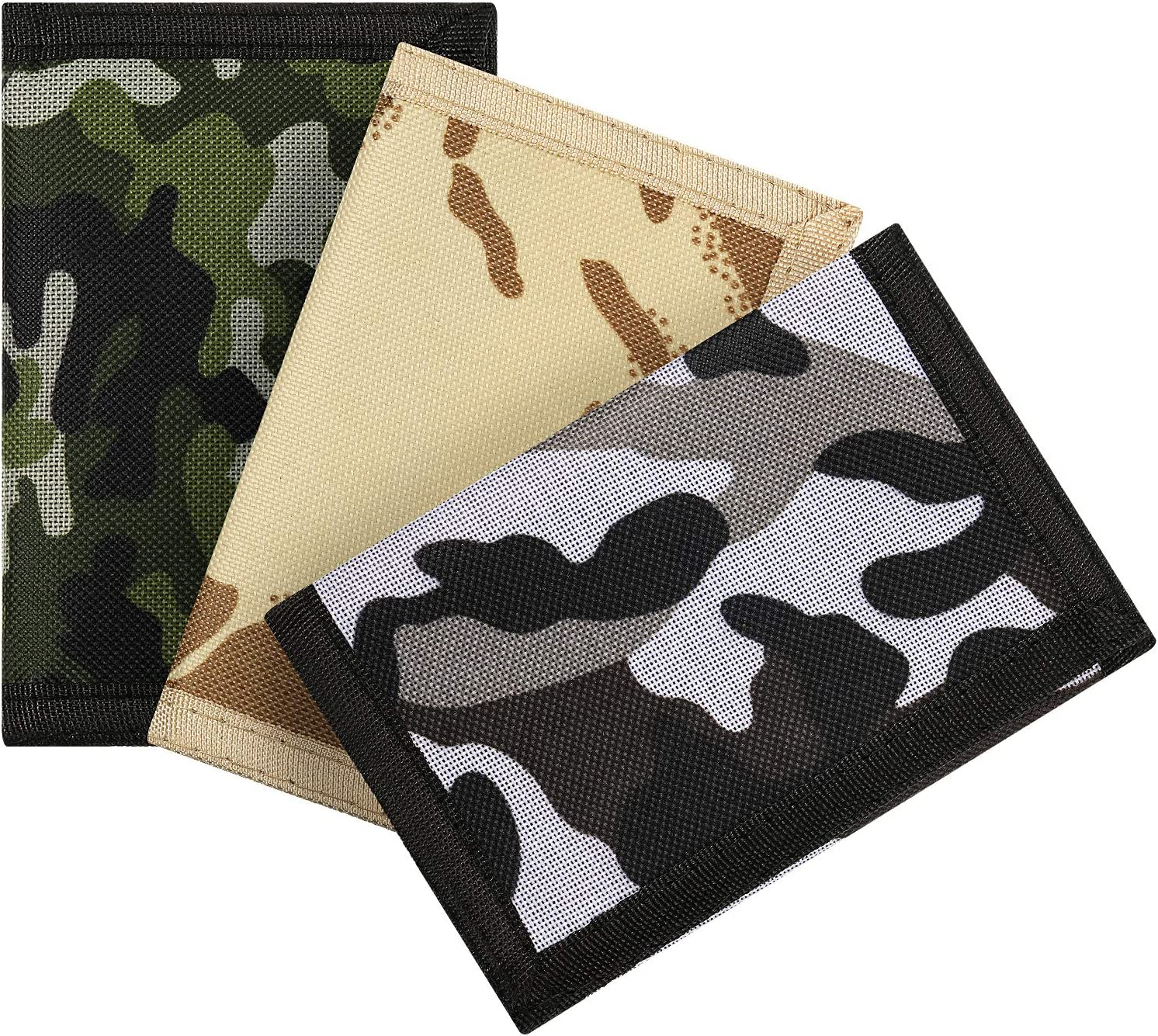 Product 3 Special price Pieces Canvas Wallets Trifold Magic with Stic for Kids