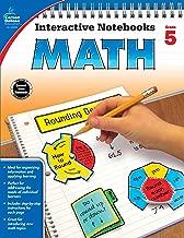 interactive math notebooks elementary