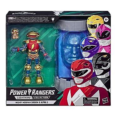 Power Rangers PRG PET SPC ZA 2PACK