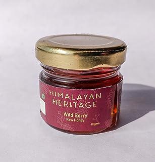 Himalayan Heritage Wild Berry Raw Honey 40 gm