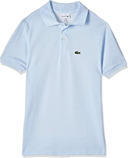 Lacoste Petit Piqué Polo Shirt for boys in