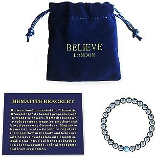 Best natural stone stretch bracelets Reviews