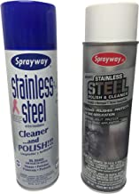 Best ace stainless steel cleaner Reviews