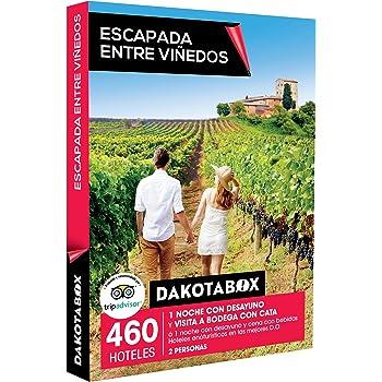 SMARTBOX - Caja Regalo - ESCAPADA ENTRE VIÑEDOS - 515 hoteles ...