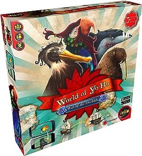 IELLO World of Yo-Ho Game