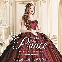 Taming the Prince: Royal Secrets, Book 1