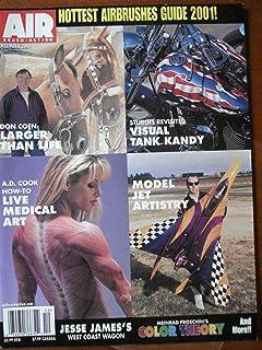 Airbrush Action Magazine - December 2001 (Volume 17, Number 4)