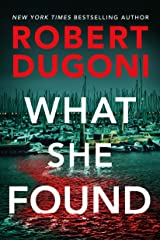 What She Found (Tracy Crosswhite Book 9) Kindle Edition
