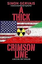 A Thick Crimson Line (Mike Walton Book 3)