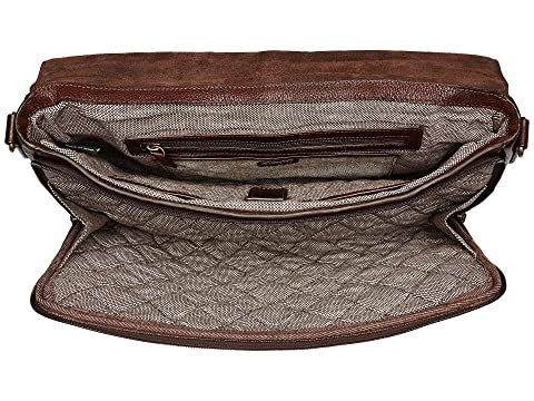 Scully Scully Mason Workbag Brief Marrón Mason rpr0fxw