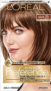 Best light amber brown hair dye Reviews
