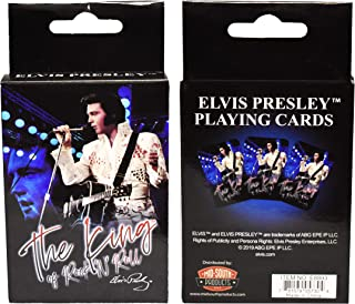 Midsouth Products Elvis Playing Cards