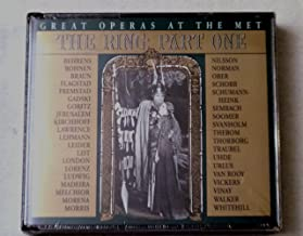 Great Operas at the Met - The Ring Part One (2 CD Box Set) (MET)