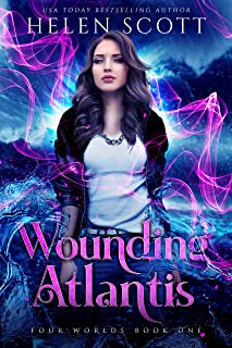 Wounding Atlantis (Four Worlds Book 1)