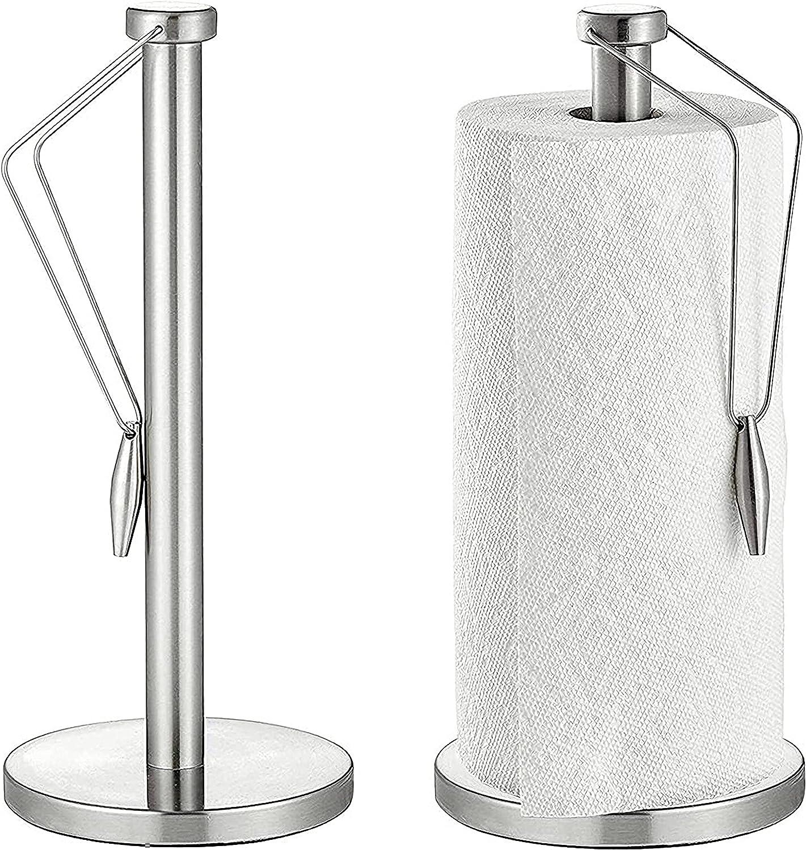 Hovico Paper Towel Super sale Holder 2021 new Kitchen for Counterto Rack
