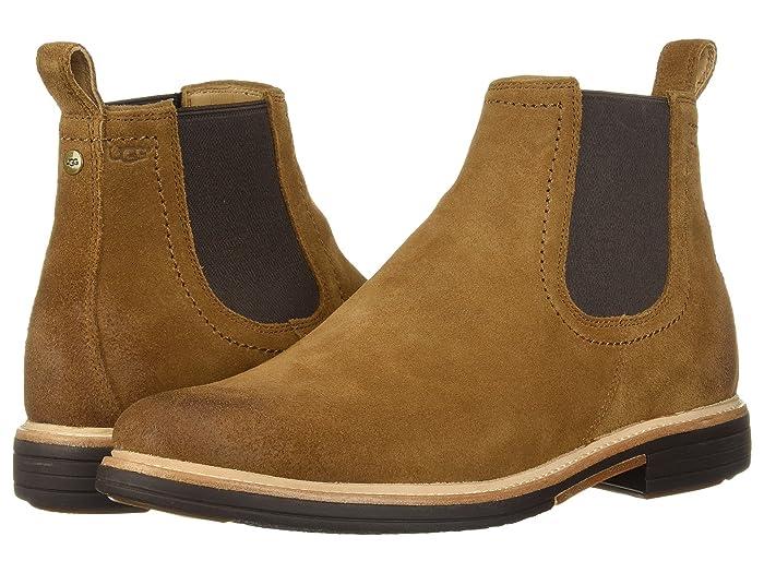 UGG  Baldvin (Chestnut) Mens Shoes