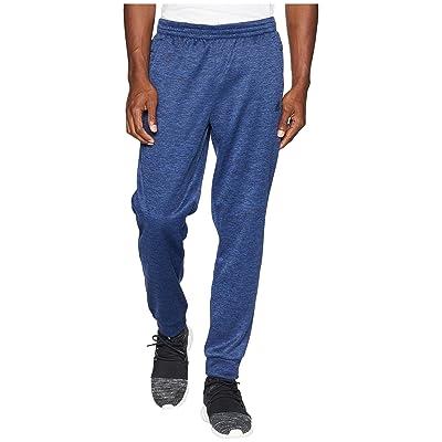 adidas Team Issue Fleece Jogger (Collegiate Navy Metallic) Men