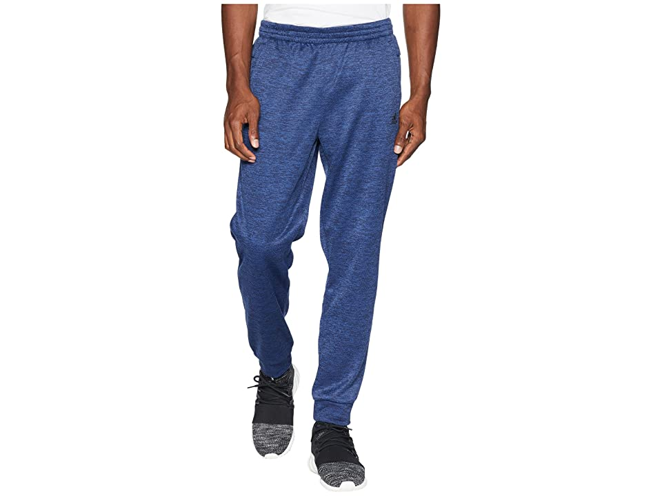 adidas Team Issue Fleece Jogger (Collegiate Navy Metallic) Men's Casual Pants