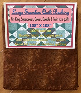 108 wide quilt backing fabric