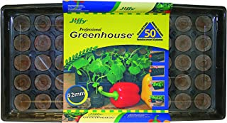 Jiffy J450 42mm Professional Greenhouse 50-Plant Starter Kit