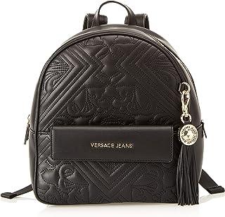 Versace EE1VSBBZ7 E899 Black Backpack for Womens