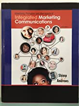 Advertising, Promotion, and otheraspects of Integrated Marketing Communication Instructor's 9th Edition