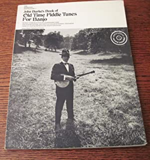 old time fiddle tunes for banjo