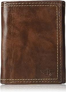 Men's Extra Capacity Trifold Wallet