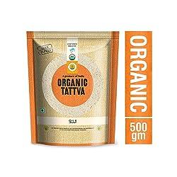 Organic Tattva Suji, 500g