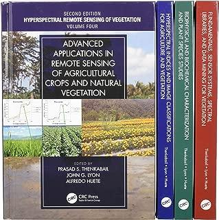 Hyperspectral Remote Sensing of Vegetation, Second Edition, Four Volume Set