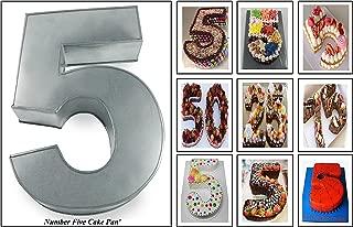 number baking tins uk