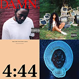 2018 GRAMMY Hip-Hop and R&B