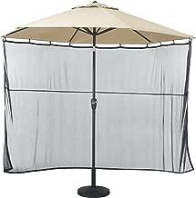 Classic Accessories Universal Patio Umbrella Shade Screen Attachment