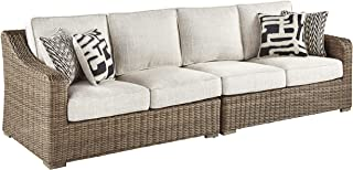 beachcroft beige outdoor sectional
