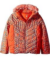 Hottie Faux Fur Jacket (Big Kids)