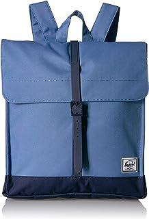 Herschel City Mid-Volume Backpack, Riverside/Peacoat, One Size