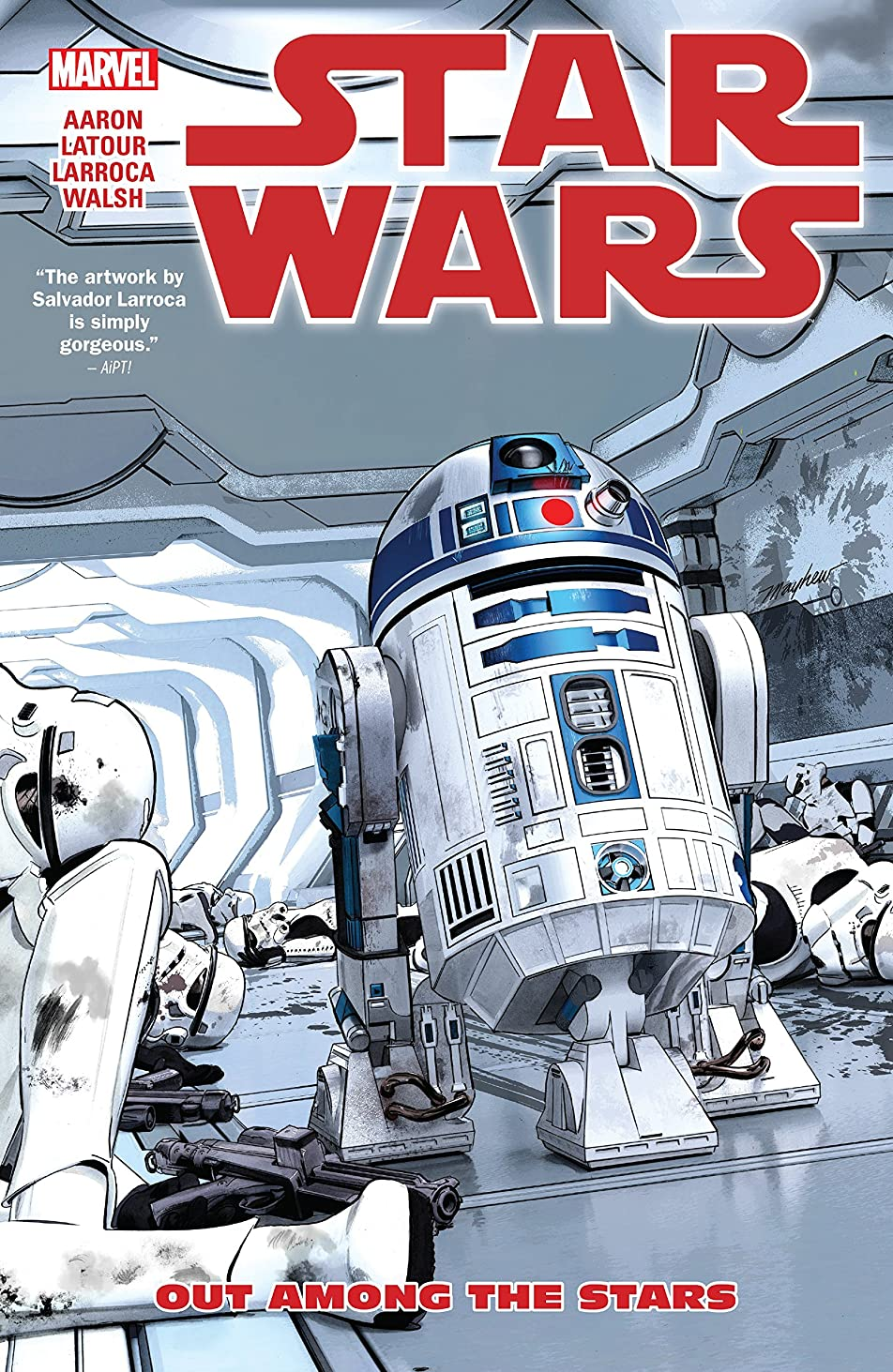 会社剥ぎ取るうんざりStar Wars Vol. 6: Out Among The Stars (Star Wars (2015-)) (English Edition)