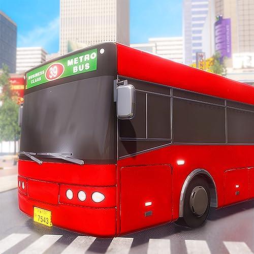 Euro Bus Driving Evolution Game: passenger Pickup 3D